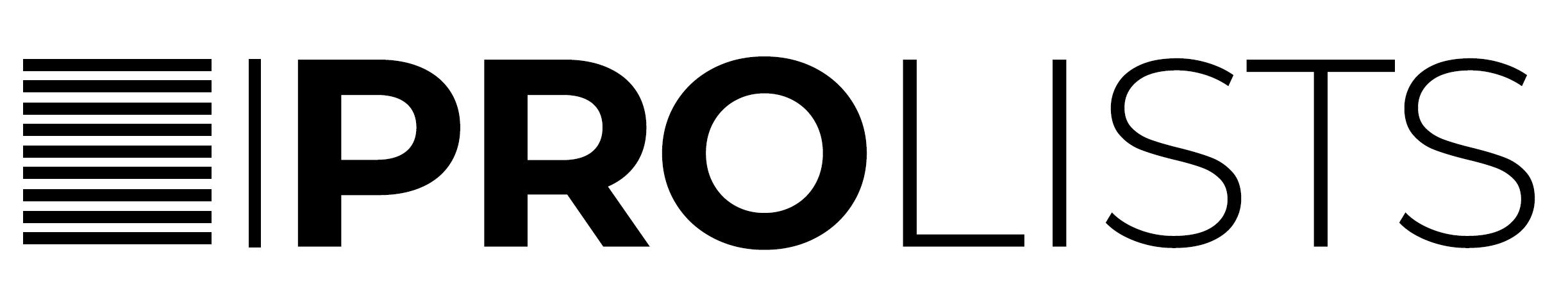Prolists